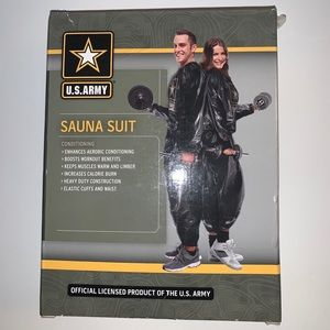 superior Other - US army sauna suit M/L unisex